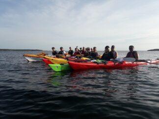 Kurser inom paddling